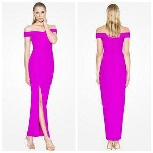 Lumier Off-The-Shoulder Maxi Dress